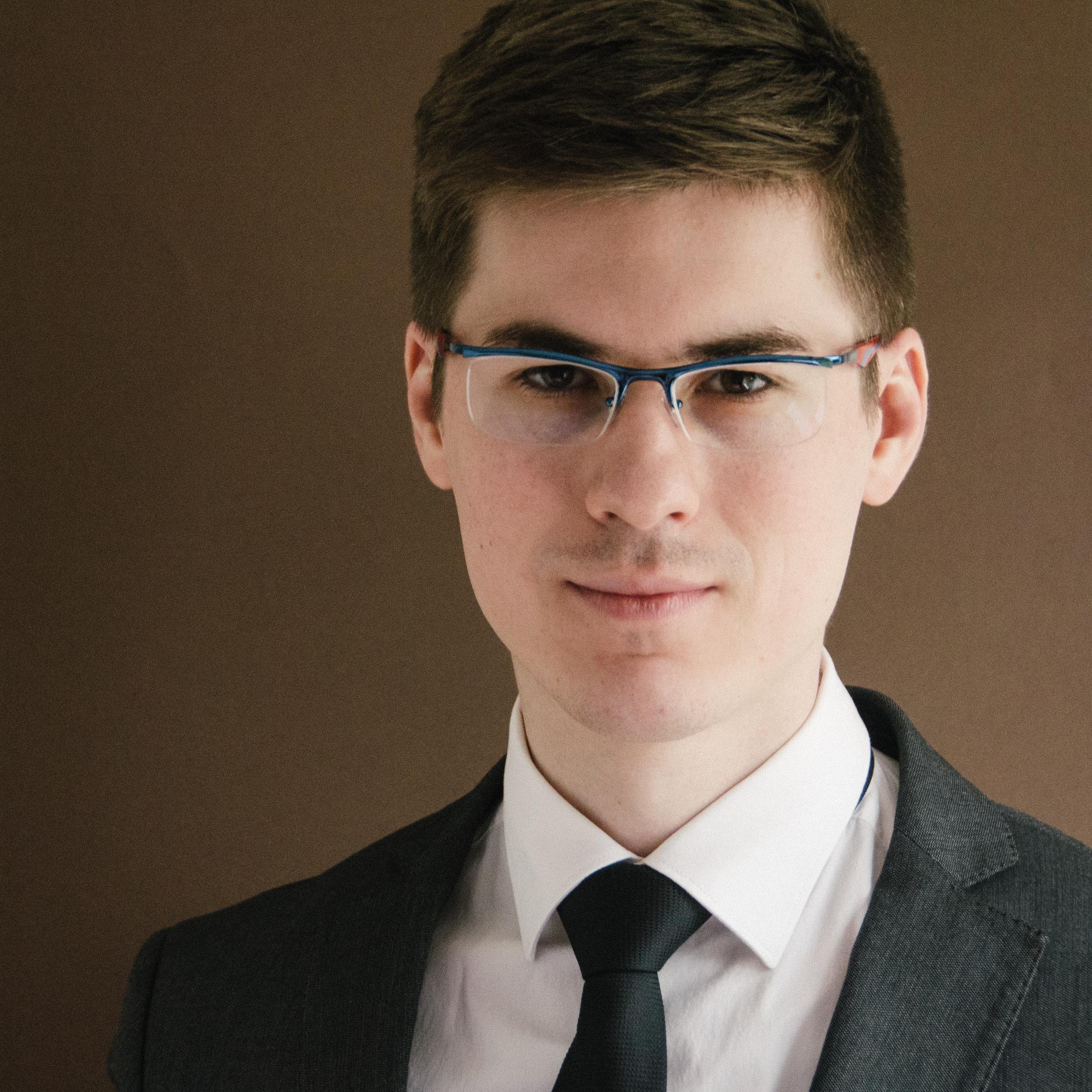Andrey Dashkov, CFA